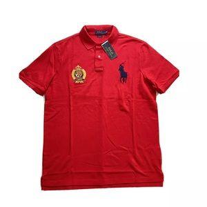 Polo Ralph Lauren Big Pony Crest Polo Shirt